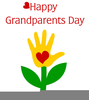 Free Clipart Of Grandparents Day Image