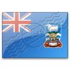 Flag Falkland Islands Image