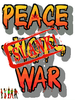 Peace Not War Image