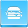 Free Blue Button Icons Hamburger Image