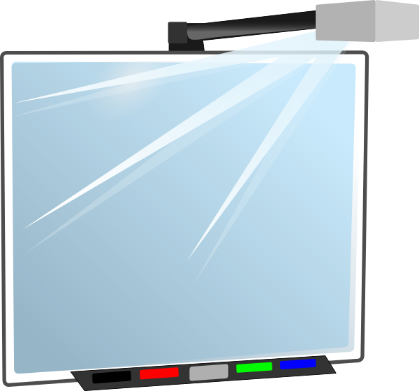 Interactive Board Clip Art at Clker.com - vector clip art ...