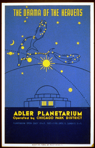 The Drama Of The Heavens--adler Planetarium, Operated By Chicago Park District  / Beard. Image