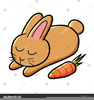 Cute Bunnies Clipart Image