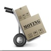 Free Clipart Of A Moving Company Van Image