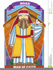 Free Bible Character Clipart Image