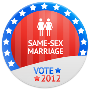 Vote Same Sex Marriage Image