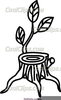 Root Of Jesse Clipart Image