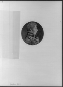[john H. Dent, Head-and-shoulders Portrait, Facing Right] Image