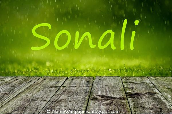 Sonali Name Wallpapers image