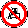 Do Not Carry With Vehicles Clip Art