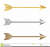 Bow And Arrows Clipart Image