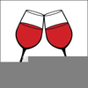 Free Clipart Wine Borders Image