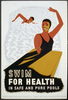 Swim For Health In Safe And Pure Pools Image