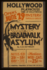 Mystery Of Broadwalk Asylum  By C.e. Reynolds Image