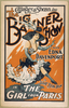 Callager & Shean, Inc. Present The Big Banner Show With Edna Davenport As Julie Bonbon In The Girl From Paris Image