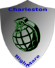 Charleston Nightmare Paintball Clip Art