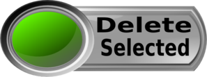 Delete Selected Clip Art