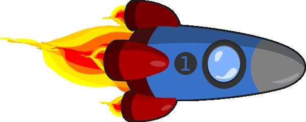 Rocketship Clip Art At Clker.com