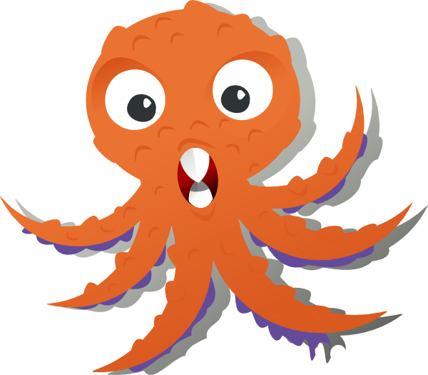 free png Octopus Clipart images transparent