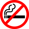 Sign No Smoking Clip Art