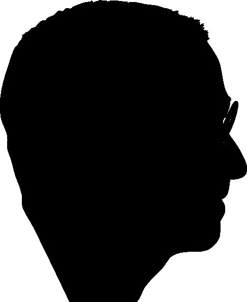 steve jobs silhouette clip art at clker com vector clip art online rh clker com