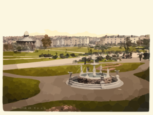 [the Park, Devonport, England] Clip Art