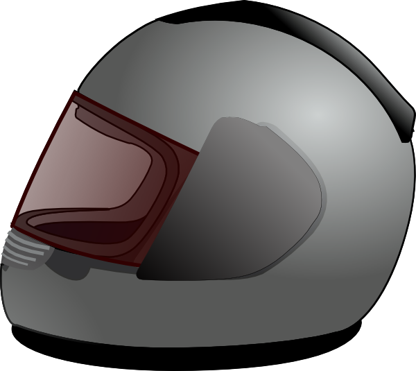 Motorcycle Helmet Clip Art at Clker.com - vector clip art ...