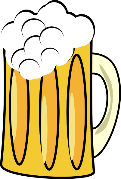 beer stein clipart free - photo #14