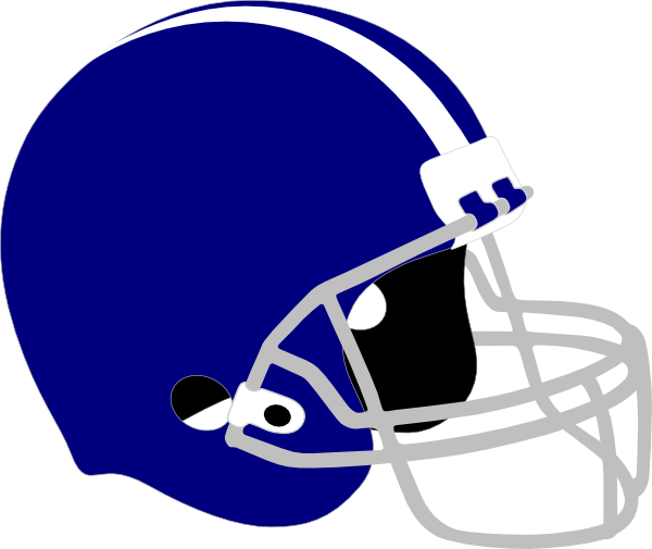 Football Helmet Clip Art At Clker Com Vector Clip Art