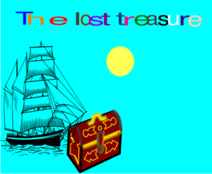 Treasure 2 Clip Art