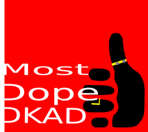 Dkad Most Dope Clip Art