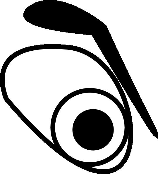 evil eye no color clip art at clker com vector clip art online rh clker com clipart evil man evil clipart png