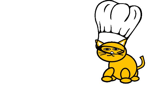 cat with hat clip art at clker com vector clip art online royalty