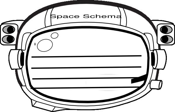 astronaut schema clip art at clker com