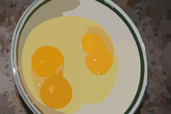 egg yolk clip art at clker com