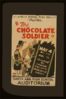 Los Angeles Federal Music Project Presents  The Chocolate Soldier  Clip Art