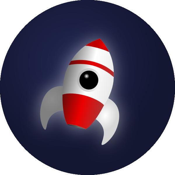 space rocket clip art - photo #21