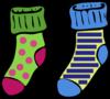 Socks2 Clip Art