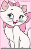 Marie Aristocats Clipart Image