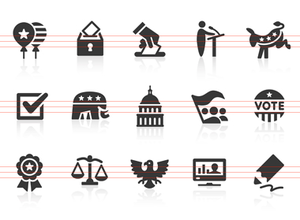 0098 Election Icons Image