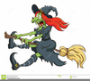Witch Broom Clipart Free Image