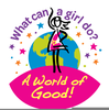 Clipart Girl Scouts Image