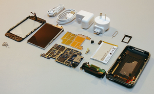 Iphone Disassembly Image