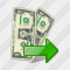 Icon Money Export Image