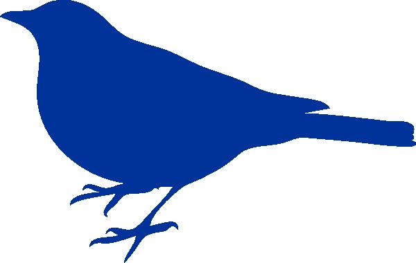 blue love bird clip art at clker com vector clip art online rh clker com love bird clipart free love bird clipart free