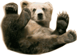 Grizzly Bear Clip Art