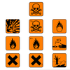 Free Clipart Of Warning Signs Image