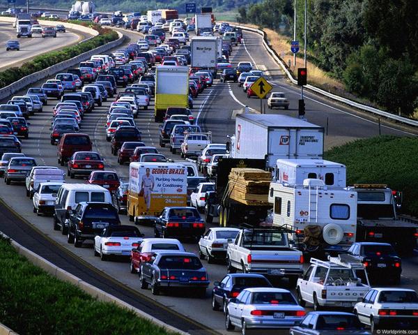 traffic jam online