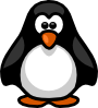 Lemmling Little Penguin Clip Art
