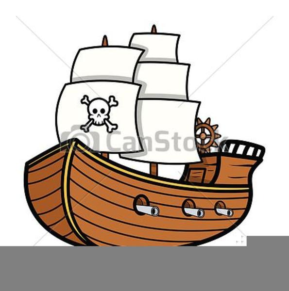 free pirate ship clipart free images at clker com vector clip rh clker com